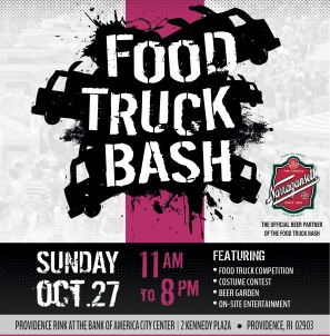 Food Truck Bash Poster