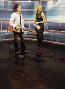 Denny Laine with Meaghan Mooney 3