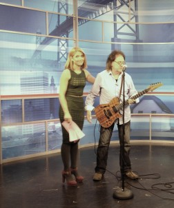 Denny Laine with Meaghan Mooney 1
