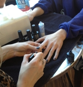 Shellac Nails at Studio B - 2