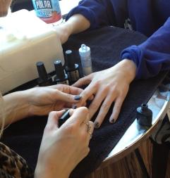 Shellac Nails at Studio B - 2