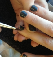 Shellac Nails at Studio B - 3