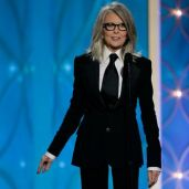 Diane Keaton, Golden Globes 2014