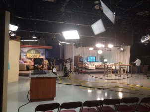 """Colorado's Best"" show's set while on-air"
