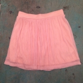 {SKIRT} Blush Pink Light-weight skirt from Urban Outfitters (crazy steal!)
