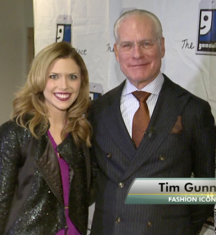 WATCH: Meaghan Interviews Tim Gunn and Others at Goodwill Denver Fashion Show at Denver's Union Station